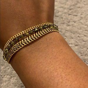 Henri Bendel stackable bracelet